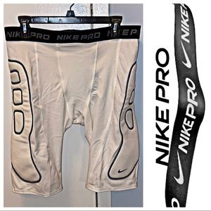 NWT - NIKE PRO Competition Base COMPRESSION Shorts